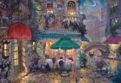 Sera Romantica Romantic Setting Jigsaw Puzzle