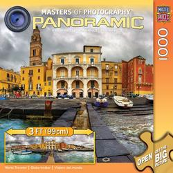 World Traveler Travel Panoramic Puzzle