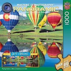 Flying Colors (Masters of Photography-Panoramic) Lakes / Rivers / Streams Panoramic