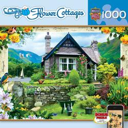 Lakeland Cottage - Scratch and Dent Lakes / Rivers / Streams Jigsaw Puzzle