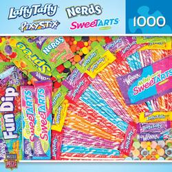 Wonka Candies (Candy Brands) Food and Drink Jigsaw Puzzle