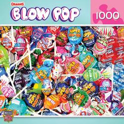 Blow Pops (Candy Brands) Food and Drink Jigsaw Puzzle