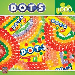 Dots (Candy Brands) Food and Drink Jigsaw Puzzle