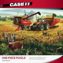 Teamwork Farmall Jigsaw Puzzle