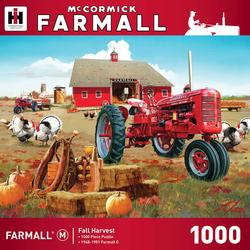 Fall Harvest Fall Jigsaw Puzzle
