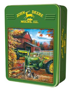Deere Family (John Deere Tins) John Deere Collectible Packaging