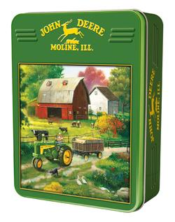 Country Side (John Deere Tins) John Deere Jigsaw Puzzle