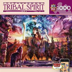 Native Dreams (Tribal Spirit) Landscape Jigsaw Puzzle