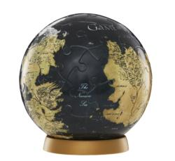 Game of Thrones Globe : 3 inch Game of Thrones 4D Puzzle