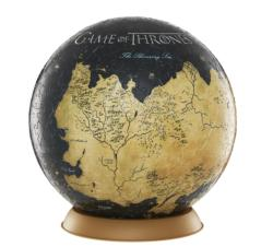 Game of Thrones Globe : 9 inch Game of Thrones 4D Puzzle