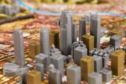 Los Angeles Landmarks / Monuments Jigsaw Puzzle