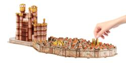 3D Game of Thrones: Kings Landing - Scratch and Dent Game of Thrones 3D Puzzle