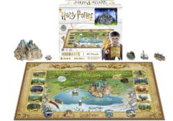 4D Mini Harry Potter Harry Potter 4D Puzzle