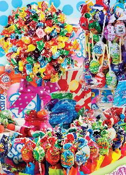 Charms (Candy Brands) Sweets Jigsaw Puzzle