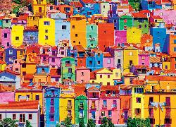 Colorscape (HDR Photography) Cities Jigsaw Puzzle