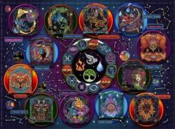 Zodiac Mythology Jigsaw Puzzle