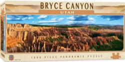 Bryce Canyon Landscape Panoramic Puzzle
