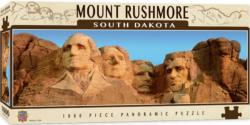 Mount Rushmore United States Panoramic Puzzle
