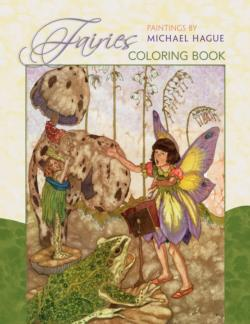 Fairies Fairies Coloring Book