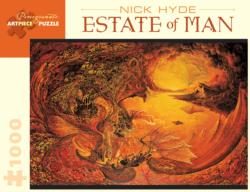 Estate Of Man Surreal Jigsaw Puzzle