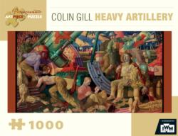Gill/Heavy Artillery History Jigsaw Puzzle