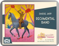 Regimental Band Military Collectible Packaging