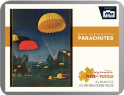 Parachutes Military Collectible Packaging