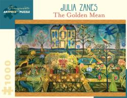 The Golden Mean Landscape Jigsaw Puzzle