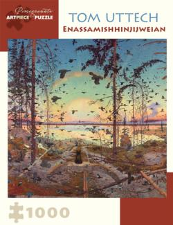 Enassamishhinjijweian Lakes / Rivers / Streams Jigsaw Puzzle