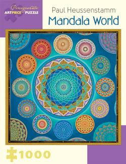 Mandala World Graphics / Illustration Jigsaw Puzzle
