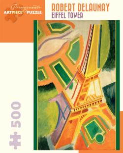 Eiffel Tower Paris Jigsaw Puzzle
