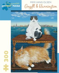 Argyll & Harrington Cats Jigsaw Puzzle