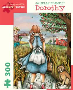 Dorothy Illustration Jigsaw Puzzle