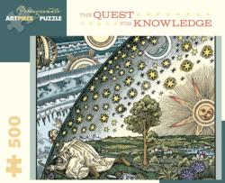 The Quest For Knowledge History Jigsaw Puzzle