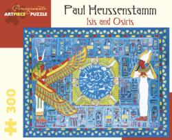 Isis & Osiris Mythology Jigsaw Puzzle