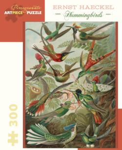 Hummingbirds Birds Jigsaw Puzzle