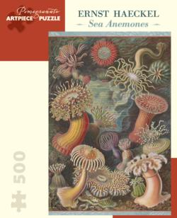 Sea Anemones Under The Sea Jigsaw Puzzle