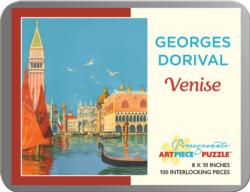 Venise Italy Tin Packaging