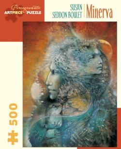 Minerva Mythology Jigsaw Puzzle