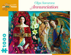 Annunciation Angels Jigsaw Puzzle