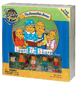 Berenstain Bears Learn to Share Game
