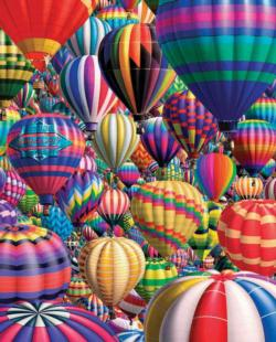 Hot Air Balloons Balloons Impossible Puzzle