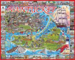Nantucket, MA United States Jigsaw Puzzle