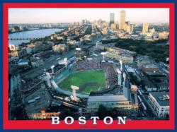 Boston - Fenway Park Baseball Jigsaw Puzzle