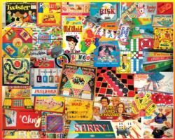 Games We Played Classic Games Jigsaw Puzzle