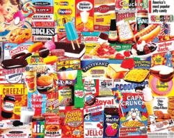 Things I Ate As A Kid Sweets Impossible Puzzle
