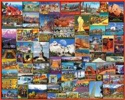 Best Places in America Collage