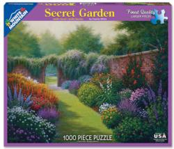 Secret Garden Garden Large Piece