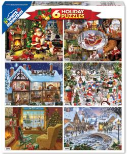 6 in 1 Holiday Christmas Multi-Pack