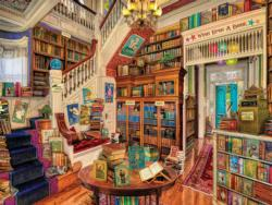 Reader's Paradise Everyday Objects Jigsaw Puzzle